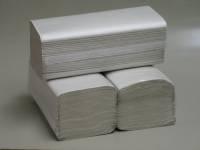 Falthandtücher 2-lagig 25x33cm weiss (2.880 Blatt)